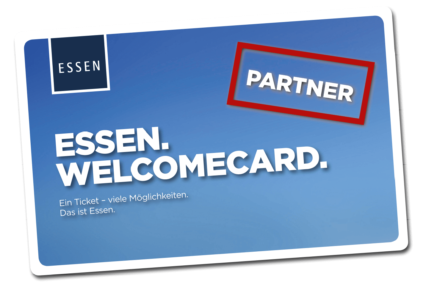 ESSEN.WelcomeCard. Partner
