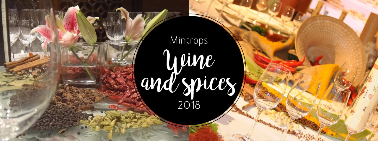 """Gourmet Event """"Wine & Spices"""""""